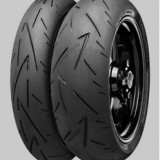 Motorcycle Tyres Continental ContiSportAttack 2 C ( 180/55 ZR17 TL (73W) Roata spate, M/C ) - Anvelope moto