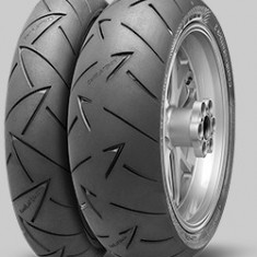 Motorcycle Tyres Continental ContiRoadAttack 2 ( 150/70 ZR17 TL 69W Roata spate, M/C ) - Anvelope moto