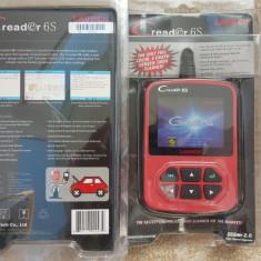 Produs 100% original Launch X431 creader 6s Creader VI Plus Code Reader