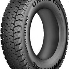 Anvelope camioane Uniroyal monoply DH100 ( 315/70 R22.5 152/148M, Marcare dubla 154/150L )