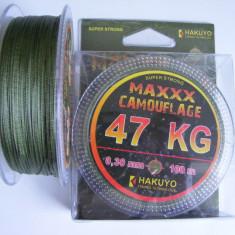 Fir Textil Hakuyo 100mt 0, 30mm /47kg - Fir Pescuit