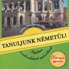 Orlando Balas - Tanuljunk Nemetul! - 585966 - Carte Literatura Germana
