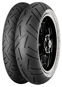 Motorcycle Tyres Continental ContiSportAttack 3 ( 200/55 ZR17 TL (78W) Roata spate, M/C ) foto