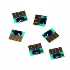 Set 6 chip-uri compatibile HP363 - Chip imprimanta