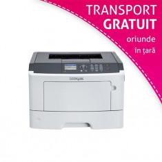 Imprimanta laser Lexmark MS415DN, AirPrint, duplex, A4