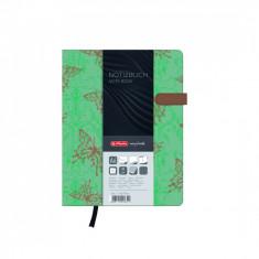 Bloc Notes herlitz format A6 coperta tare lucioasa - Caiet