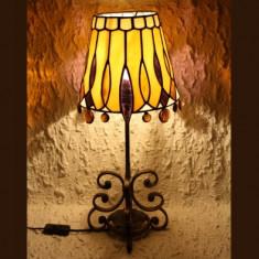 LAMPA TIFFANY ORIENTAL AUTUMN, Lampi