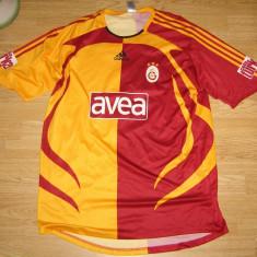 Tricou Galatasaray SK nr 10 Lincoln marimea XL - Set echipament fotbal Adidas