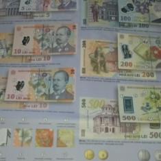 Bancnote si monede ROMANIA / 2006 - 2016