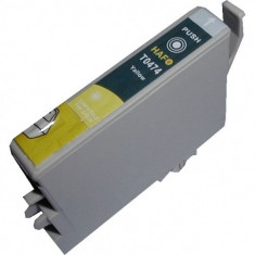 Cartus compatibil Epson T0474 Yellow - Cartus imprimanta Speed
