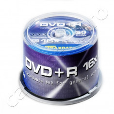 Set DVD+R 4.7Gb 16x Traxdata