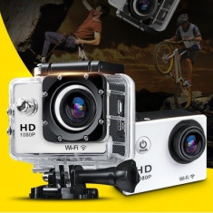 Camera sport video actiune subacvatica+ WIFI - Camera Video Actiune