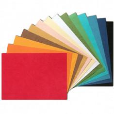 Pachet 100 coperti de carton imitatie piele pentru indosariere