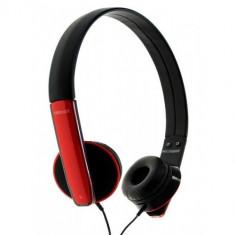 Casti Maxell HP-MIC Maxwell, Casti On Ear, Cu fir, Mufa 3, 5mm