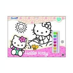 Set desen Hello Kitty pentru copii - Ghiozdan