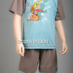 Pijama Copii Scooby Doo Alien