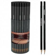 Creion grafit negru pentru desen grafic