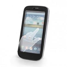 Husa flip pentru Iphone 4/4s cu fereastra tip stand - Husa Telefon Apple
