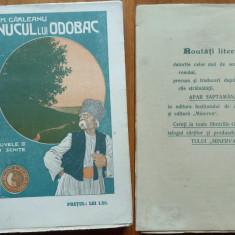 Emil Garleanu , Nucul lui Odobac ; Nuvele si schite , Minerva , 1910 , editia 1