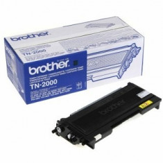 Toner original TN-2000 Black Brother, 2500 pagini