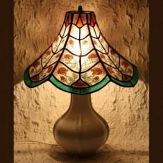 LAMPA TIFFANY ROSES, Lampi