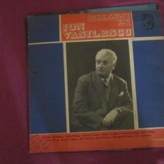 Vinil melodii de ion vasilescu - Muzica Dance Altele
