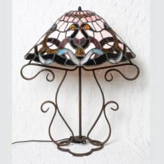 LAMPA TIFFANY VICTORIAN VIOLET, Lampi