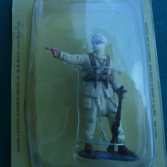 Soldat din plumb Maharista Libia 1940 scara 1:32