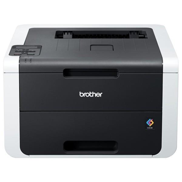 Imprimanta laser Brother HL3170CDW foto mare