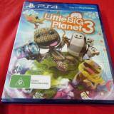 Little Big Planet 3, PS4, original, alte sute de jocuri!