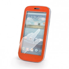 Husa Smart cu fereastra pentru Samsung Note 3 - Husa Telefon