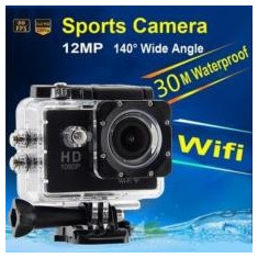 Camera Sport ACTIUNE Waterproof WiFi, Full HD 1080P, 12 MPX, WIFI - Camera Video Actiune