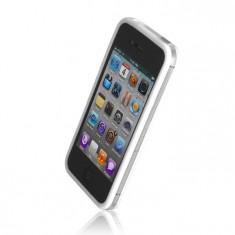 Bumper Clear pentru iPhone 5/5s - Bumper Telefon