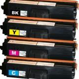 Cartus Toner TN320 C/Y/M/BK compatibil Brother remanufacturat