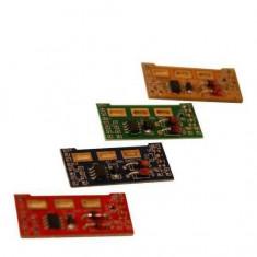 Chip compatibil 407162 Black pentru Ricoh - Chip imprimanta