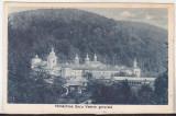 Bnk cp Manastirea Secu - Vedere generala - necirculata interbelica, Printata