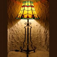LAMPA TIFFANY REGAL LEMON, Lampi