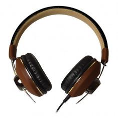 Casti Retro DJ2 control volum - Casti DJ