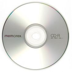 Set 100 Cd-uri 700MB 52X Memorex - DVD Blank