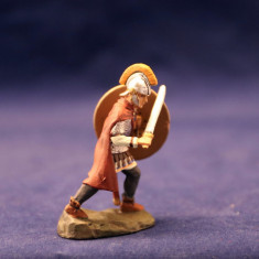 Soldat din plumb Roman Heavy Infantryman Sec. 4 AD scara 1:32