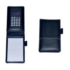 Bloc notes A6 cu calculator Daco - Caiet