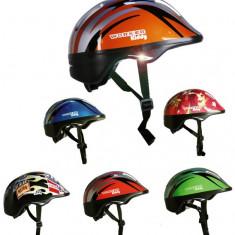 Casca Velo Kiddy - Echipament Ciclism WORKER, Casti bicicleta
