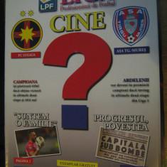 Steaua Bucuresti-ASA Tg.Mures (nr.14 din 2015) / Program LPF - Program meci