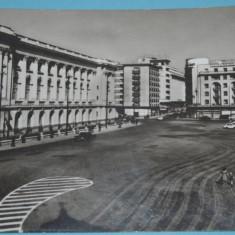BUCURESTI - Piata Gheorghe Gheorghiu -Dej - Foto Al Mendrea - Ed MERIDIANE - Carte Postala Muntenia dupa 1918, Necirculata, Fotografie