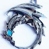 Pandantiv dragon Ouroboros - Pandantiv fashion
