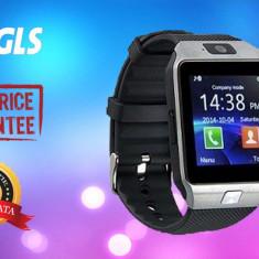 Smartwatch DZ09 SIM Ceas inteligent telefon Bluetooth camera  FACTURA   GARANTIE