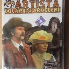 ARTISTA DOLARII SI ARDELENII, DVD, STARE FOARTE BUNA, FARA ZGARIETURI - Film Colectie, Romana