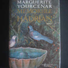 MARGUERITE YOURCENAR - MEMORIILE LUI HADRIAN  (2015, editie cartonata)
