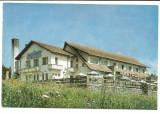 @carte postala(ilustrata) -BOTOSANI-Cabana Stejarul, Necirculata, Printata
