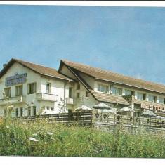 @carte postala(ilustrata) -BOTOSANI-Cabana Stejarul - Carte Postala Moldova dupa 1918, Necirculata, Printata